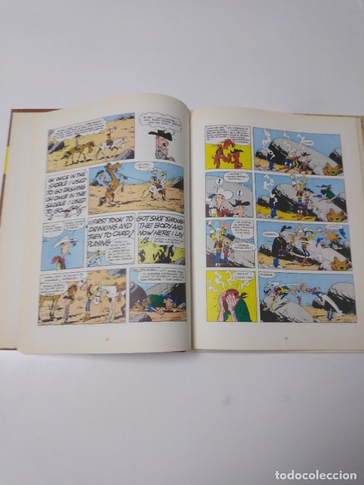 Cómics: Lucky Luke número 18 La Escolta 1981 Grijalbo-Dargaud - Foto 6 - 221512035