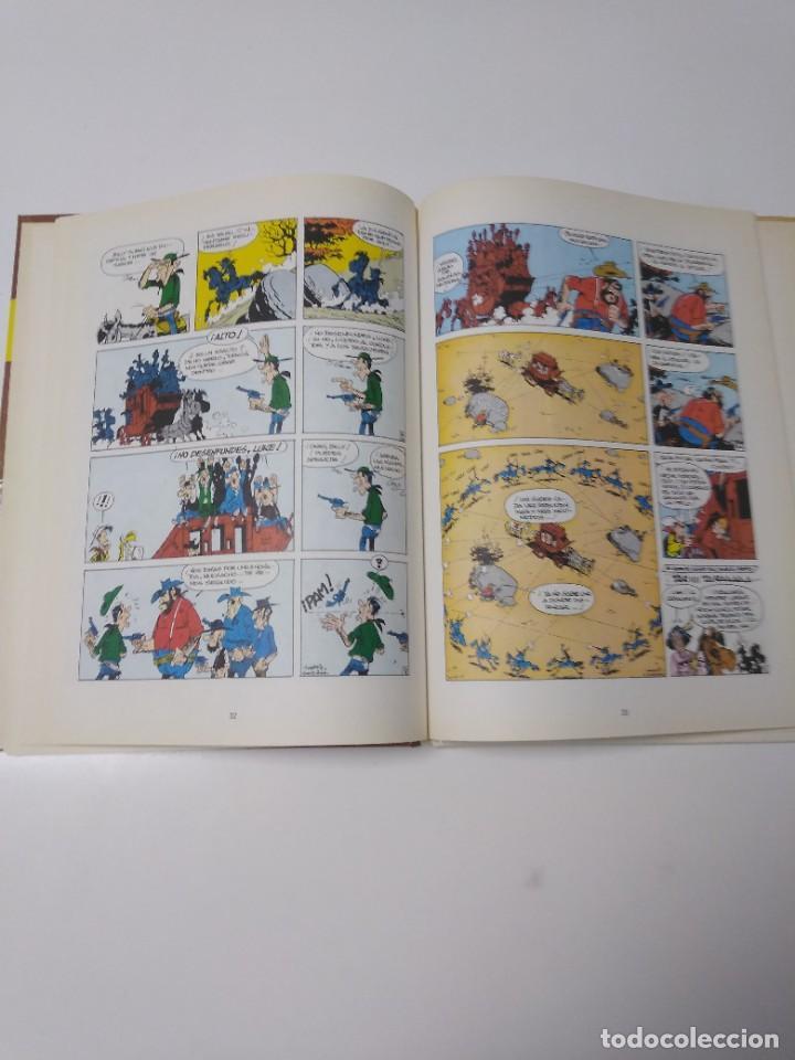 Cómics: Lucky Luke número 18 La Escolta 1981 Grijalbo-Dargaud - Foto 7 - 221512035
