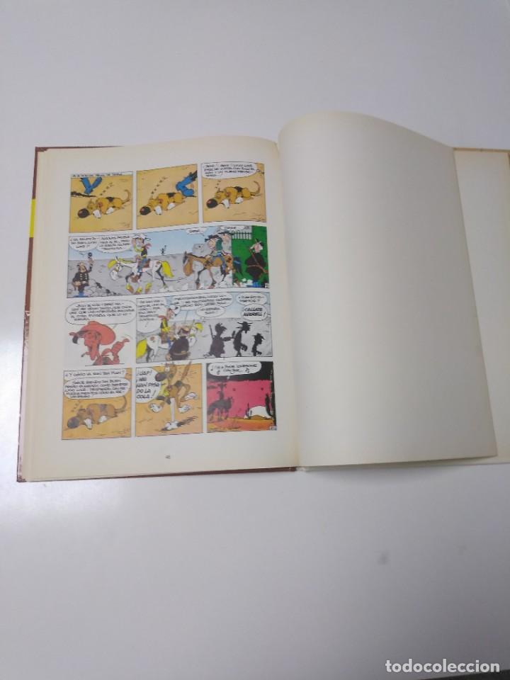 Cómics: Lucky Luke número 18 La Escolta 1981 Grijalbo-Dargaud - Foto 8 - 221512035