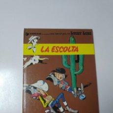 Cómics: LUCKY LUKE NÚMERO 18 LA ESCOLTA 1981 GRIJALBO-DARGAUD. Lote 221512035