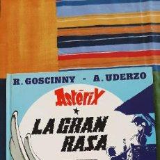 Cómics: ASTERIX LA GRAN RASA - ASTERIX - GRIJALBO-DARGAUD -1980 EN CATALÁN. Lote 221522686