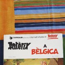 Cómics: ASTERIX A BELGICA - ASTERIX - GRIJALBO-DARGAUD -1982 EN CATALÁN. Lote 221522703