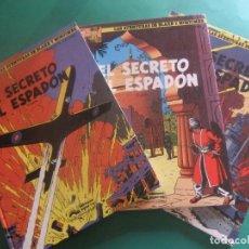 Cómics: LAS AVENTURAS DE BLAKE Y MORTIMER NUMEROS 9-10-11 EL SECRETO DEL ESPADON GRIJALBO. Lote 221552266