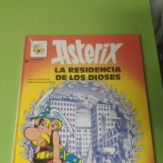 Cómics: CÓMIC ASTERIX LA RESIDENCIA DE LOS DIOSES. Lote 221594000