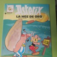 Cómics: CÓMIC ASTERIX LA HOZ DE ORO. Lote 221594432
