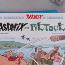 Cómics: ASTERIX ETA PIKTOAK. Lote 221596563