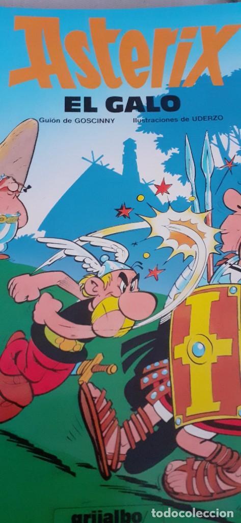 ASTERIX EL GALO (Tebeos y Comics - Grijalbo - Asterix)