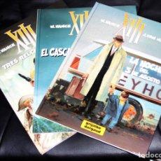 Cómics: XIII (DE VAN HAMME & VANCE) Nº 07 + Nº 10 + Nº 11 ( OFERTA LOTE). Lote 221603600