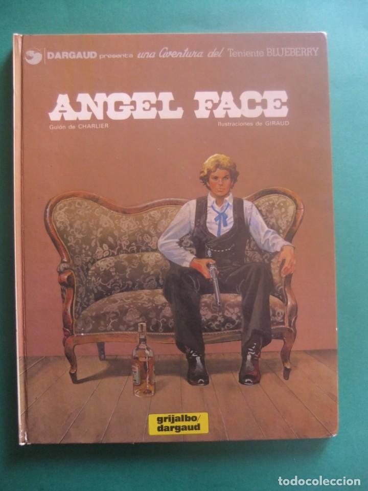 EL TENIENTE BLUEBERRY Nº 11 ANGEL FACE GRIJALBO 1980 (Tebeos y Comics - Grijalbo - Blueberry)