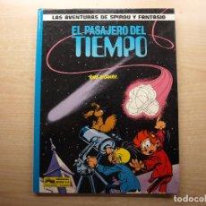 Comics : LAS AVENTURAS DE SPIROU Y FANTASIO - EL PASAJERO DEL TIEMPO - EDICIONES JUNIOR - NUEVO. Lote 221651631