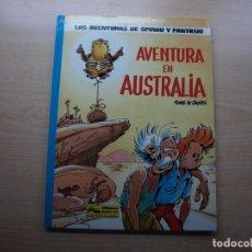 Cómics: LAS AVENTURAS DE SPIROU Y FANTASIO - AVENTURA EN AUSTRALIA - EDICIONES JUNIOR - NUEVO. Lote 221653635
