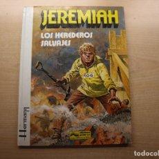 Cómics: JEREMIAH - LOS HEREDEROS SALVAJES - NUMERO 3 - TAPA DURA - EDICIONES JUNIOR - BUEN ESTADO. Lote 221655108