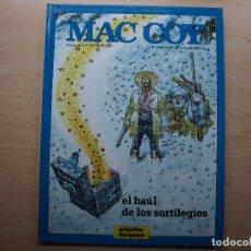 Cómics: MAC COY - EL BAUL DE LOS SORTILEGIOS - NUMERO 18 - AÑO 1994 - GRIJALBO/DARGAUD - BUEN ESTADO. Lote 221657806