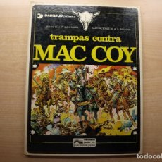 Cómics: TRAMPAS CONTRA MAC COY - NUMERO 3 - AÑO 1979 - GRIJALBO/DARGAUD - BUEN ESTADO. Lote 221659472