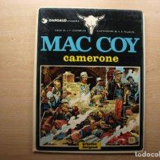 Cómics: MAC COY - CAMERONE - NUMERO 11 - AÑO 1984 - GRIJALBO/DARGAUD - BUEN ESTADO. Lote 221659845