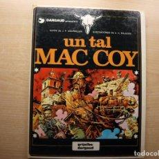 Cómics: UN TAL MAC COY - NUMERO 2 - AÑO 1981 - GRIJALBO/DARGAUD - BUEN ESTADO. Lote 221660300