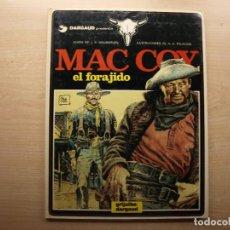 Cómics: MAC COY - EL FORAJIDO - NUMERO 12 - AÑO 1985 - GRIJALBO/DARGAUD - BUEN ESTADO. Lote 221661931