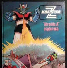 Cómics: MAZINGER Z Nº 3 AFRODITA A CAPTURADA - JUNIOR / GRIJALBO 1978. Lote 221848742