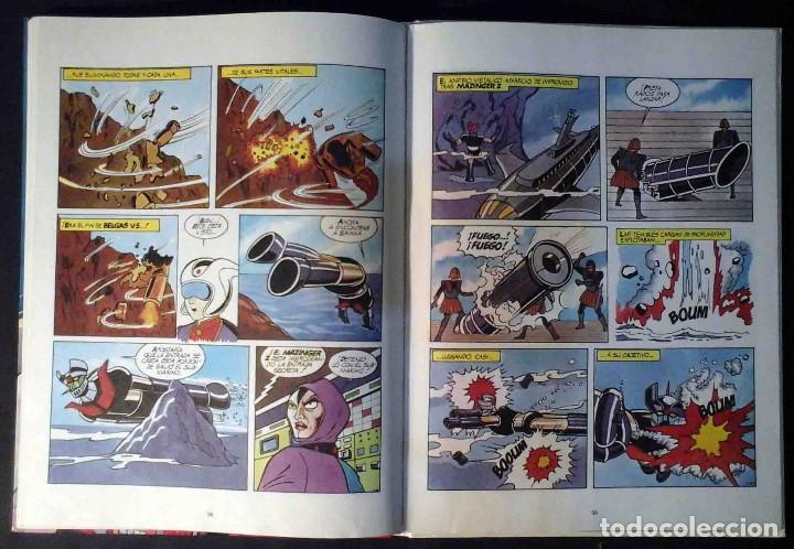 Cómics: Mazinger Z Nº 3 Afrodita A Capturada - Junior / Grijalbo 1978 - Foto 4 - 221848742