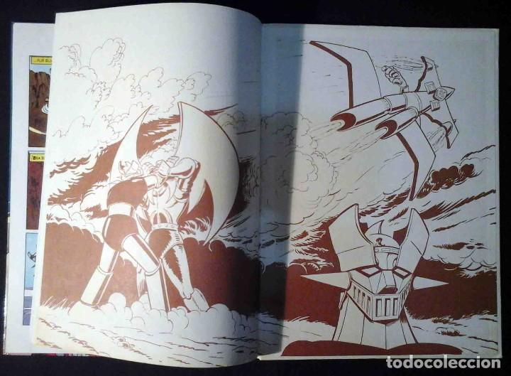 Cómics: Mazinger Z Nº 3 Afrodita A Capturada - Junior / Grijalbo 1978 - Foto 5 - 221848742