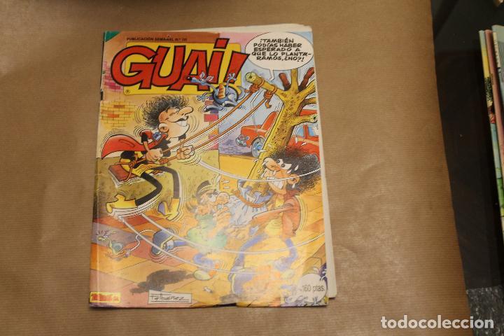 GUAI Nº 135, EDITORIALGRIJALBO (Tebeos y Comics - Grijalbo - Otros)