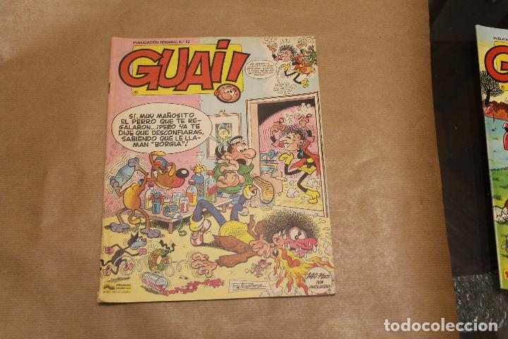 GUAI Nº 12, EDITORIALGRIJALBO (Tebeos y Comics - Grijalbo - Otros)