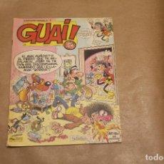 Cómics: GUAI Nº 12, EDITORIALGRIJALBO. Lote 222054727