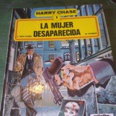 Cómics: LOTE 2 COMIC DE HARRY CHASE N. 1,2.. Lote 222101428