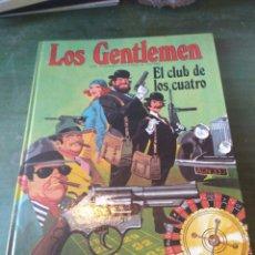 Cómics: LOS GENTLEMEN. Nº 3. EL CLUB DE LOS CUATRO. GRIJLALBO 1982. Lote 222108268
