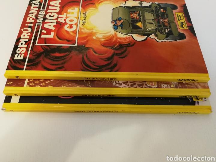 Cómics: Pack espiru i fantàstic (català) - Foto 8 - 222141142