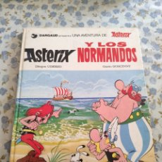 Cómics: ASTÉRIX Y LOS NORMANDOS (R. GOSCINNY, A. UDERZO) (ED. JUNIOR SA, ED. GRIJALBO). Lote 222194691