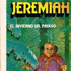 Cómics: JEREMIAH Nº 9 EL INVIERNO DEL PAYASO (HERMANN) GRIJALBO. Lote 222203290