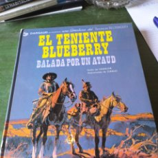 Cómics: LOTE 3 COMIC DE UNA AVENTURA DE TENIENTE BLUEBERRY, VARIOS. Lote 222231607