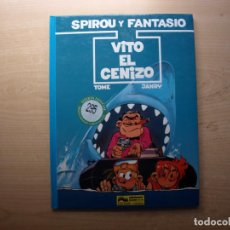 Cómics: LAS AVENTURAS DE SPIROU Y FANTASIO - VITO EL CENIZO - TOMO 29 - EDICIONES JUNIOR - NUEVO. Lote 222231645