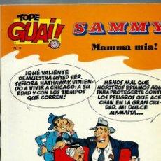 Cómics: TOPE GUAI Nº 8 - SAMMY - MAMMA MIA! - ED. JUNIOR 1987 - BIEN. Lote 222231876