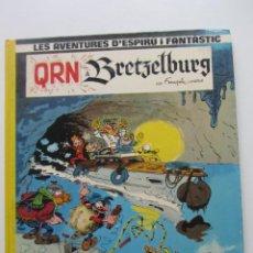 Cómics: ESPIRU I FANTASTIC 14 - QRN A BRETZELBURG - FRANQUIB & GREG CATALAN GRIJALBO/DARGAUD ARX5. Lote 222244010