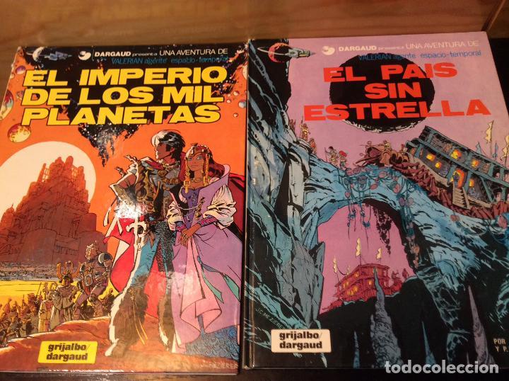 VALERIAN GRIJALBO DARGAUD (Tebeos y Comics - Grijalbo - Valerian)