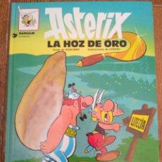 Cómics: ASTÉRIX. LA HOZ DE ORO. Nº3. EDICIONES (GRIJALBO/DARGAUD), 1980. Lote 222314966