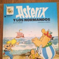 Cómics: ASTÉRIX Y LOS NORMANDOS. Nº8. EDICIONES (GRIJALBO/DARGAUD), 1980. Lote 222315967