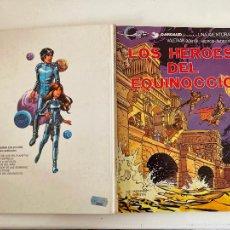 Cómics: VALERIAN AGENTE ESPACIO-TEMPORAL 7 / LOS HEROES DEL EQUINOCCIO - GRIJALBO - GCH1. Lote 222333798