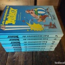 Comics : LAS AVENTURAS DE ASTÉRIX. 5 TOMOS. (RESERVADO). Lote 222340488