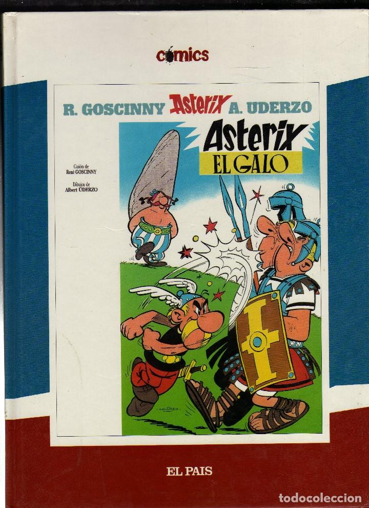 ASTÉRIX EL GALO POR RENÉ GOSCINNY Y ALBERT UDERZO · DIARIO EL PAÍS, 2005 (48 PÁGINAS) (Tebeos y Comics - Grijalbo - Asterix)