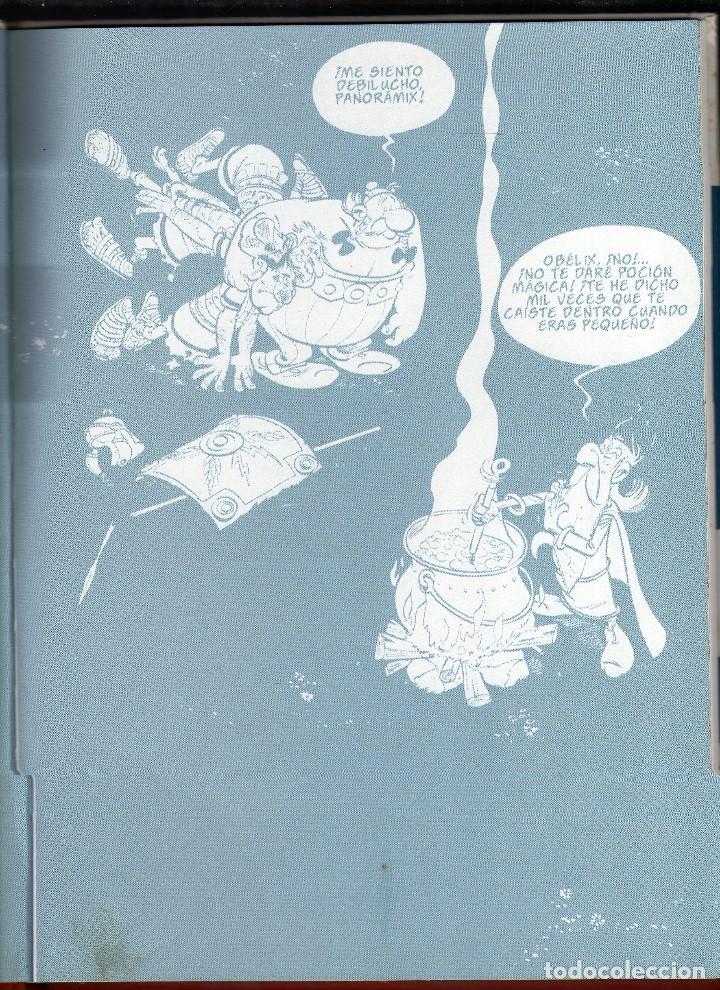 Cómics: ASTÉRIX EL GALO POR RENÉ GOSCINNY Y ALBERT UDERZO · Diario El País, 2005 (48 PÁGINAS) - Foto 2 - 222417596