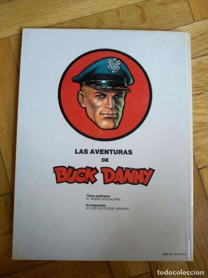 Cómics: Buck Danny nºs 41 42 y 43 - Falta el 44 para estar completa - Foto 5 - 222439823