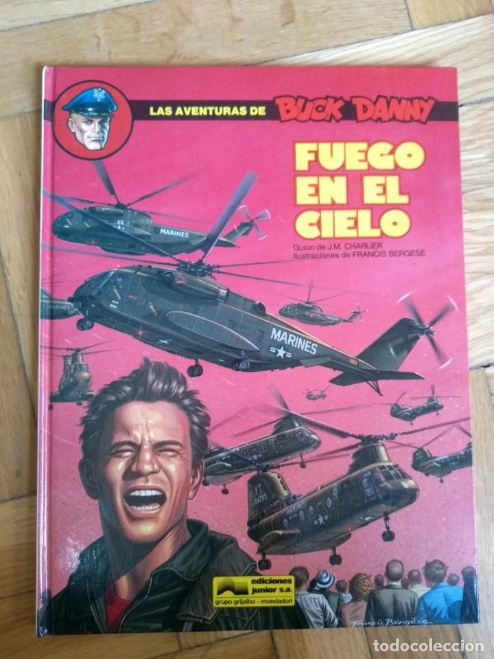 Cómics: Buck Danny nºs 41 42 y 43 - Falta el 44 para estar completa - Foto 6 - 222439823