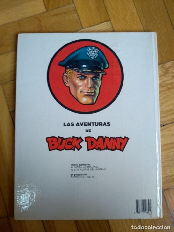 Cómics: Buck Danny nºs 41 42 y 43 - Falta el 44 para estar completa - Foto 9 - 222439823