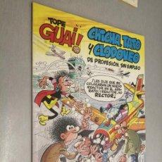 Cómics: TOPE GUAI! Nº 4: CHICHA, TATO Y CLODOVEO - EL NEGOCIETE / ED. JUNIOR - GRIJALBO. Lote 222530601