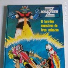 Cómics: MAZINGER 5 EL TERRIBLE MONSTRUO DE TRES CABEZAS. Lote 222588931