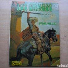 Cómics: LOS GRINGOS - VIVA VILLA - TOMO 2 - TAPA DURA - EDICIONES JUNIOR - MUY BUEN ESTADO. Lote 222597830