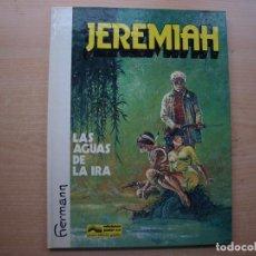 Cómics: JEREMIAH - LAS AGUAS DE LA IRA - TOMO 8 - TAPA DURA - EDICIONES JUNIOR - BUEN ESTADO. Lote 222603345